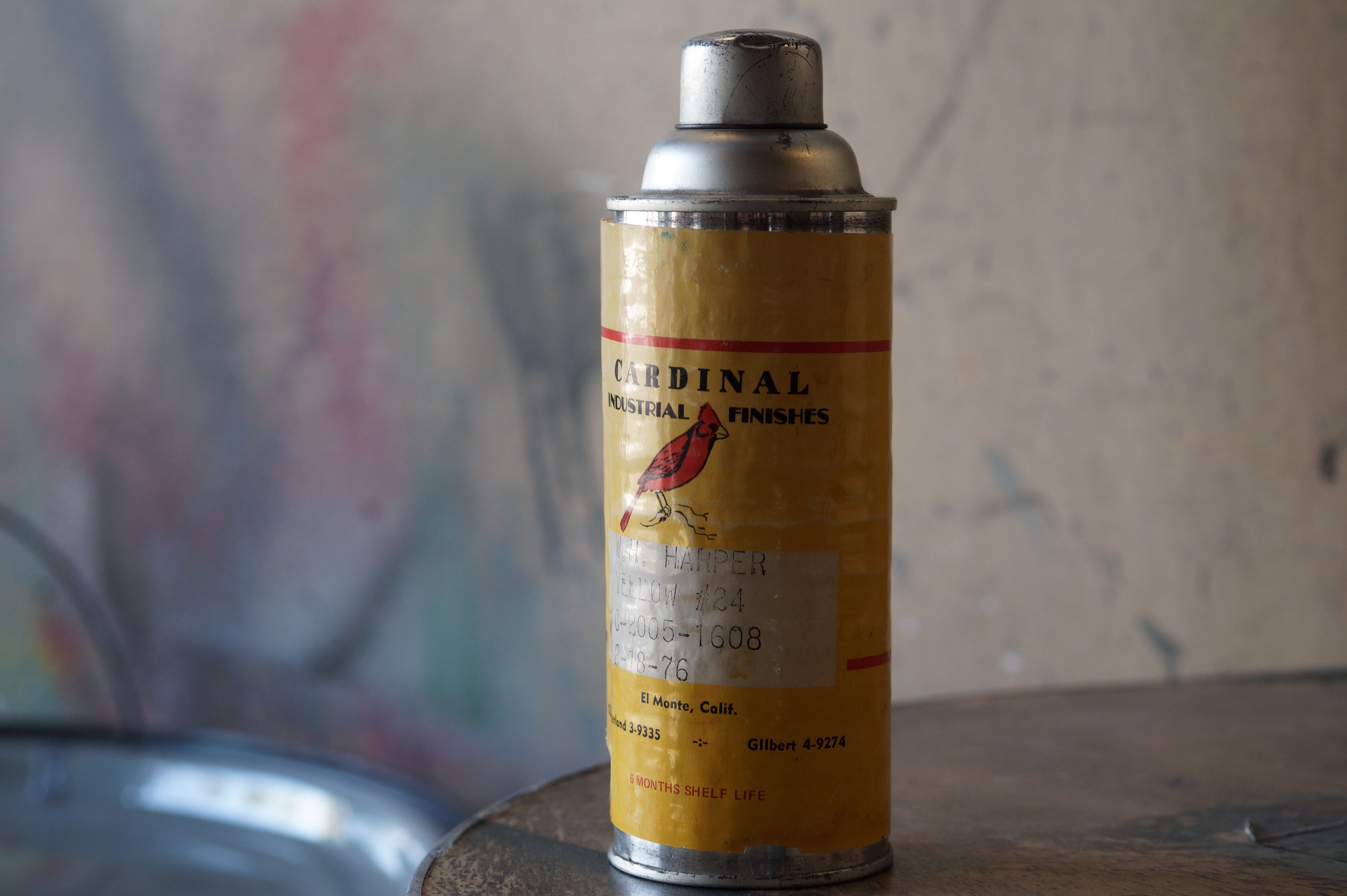 Aerosol Production Begins